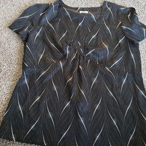 5$ Jaclyn Smith blouse